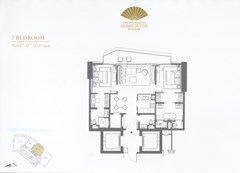 The Residences at Mandarin Oriental 2 bedroom property for sale