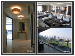 The Residences at St. Regis Bangkok 4 bedroom property for rent - Condominium - Ratchadamri - Ratchadamri
