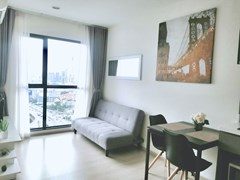 1 bedroom condo for rent at Rhythm Asoke 2 - Condominium - Bang Kapi - Din Daeng