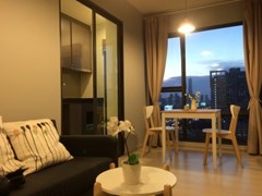 1 bedroom condo for rent at Rhythm Asok - Condominium - Makkasan - Rama 9