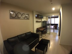 1 bedroom condo available for rent at Rhythm Sathorn-Narathiwas - Condominium - Yan Nawa - Narathiwas
