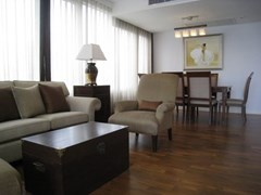 3 bedroom for rent at Siri Residence - Condominium - Khlong Tan - Phrom Phong