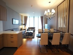 The Sukhothai Residences 2 bedroom property for rent - Condominium - Thung Maha Mek - Sathorn