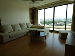 Well decorated 3 bedroom condo for rent at Supalai Casa Riva - Condominium - Rama 3 - Rama 3