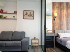 The Base Park West Sukhumvit 77 One bedroom condo for sale