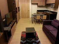 2 bedroom condo for rent at The Capital Ekkamai-Thonglo - Condominium - Bang Kapi - Bang Kapi