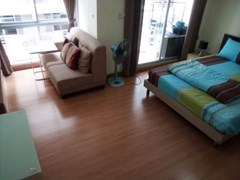 The Link Sukhumvit 50 Studio for rent - Condominium - Phra Khanong - On Nut