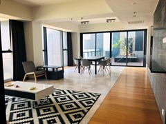 3 bedroom property for rent at The Met - Condominium - Yan Nawa - Sathorn