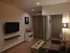 1 bedroom condo for rent and sale at The Seed Musee - Condominium - Khlong Tan - Phrom Phong