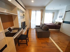 1  bedroom condo for rent at The Vertical Aree - Condominium - Samsen Nai - Ari