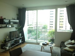 1 bedroom condo at Wind Sukhumvit 23 for rent - Condominium - Khlong Toei Nuea - Asoke