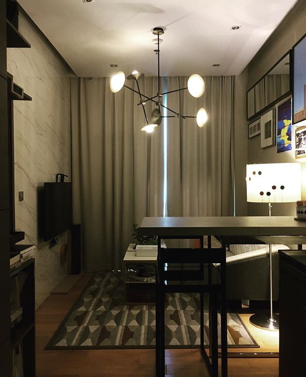 1 Bdrm Condo For Rent: 1 Bedroom Condo For Rent At Keyne By Sansiri