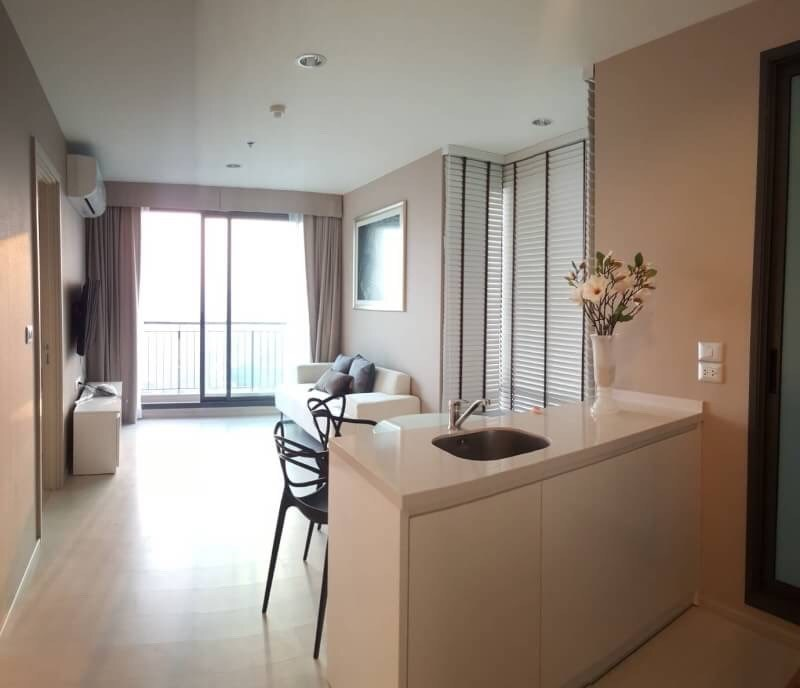 One Bedroom Condos For Rent: 1 Bedroom Condo For Rent At Rhythm Sukhumvit 42