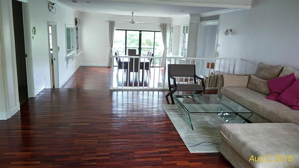 3 Bedroom Apartment For Rent At Sathorn Crest Condominium